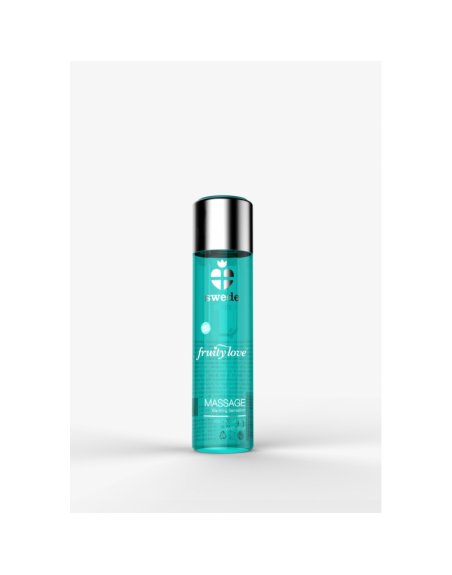 Huile de massage - Cassis Citron vert - 60 ml
