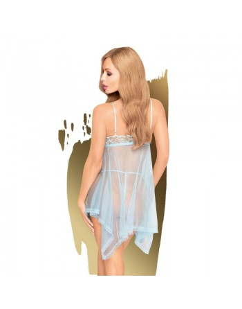 Naughty doll Babydoll - Bleu