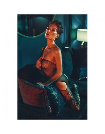 Elodi Bodystocking - Noir